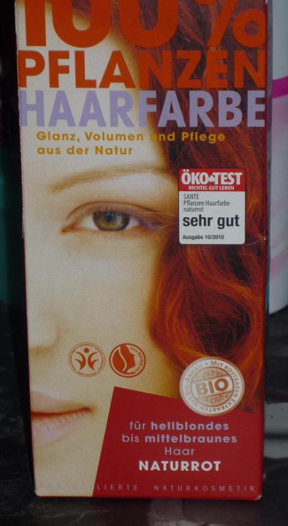 Haarfarbe oko test sehr gut