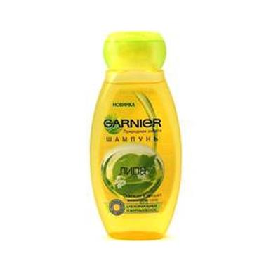 """Шампунь """"Липа"""" для нормальных и жирных волос от Garnier"""