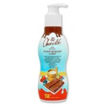 """Крем для тела """"Белый шоколад и мёд"""", серия chocolife от Модум"""