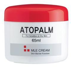 Крем с многослойной эмульсией 65/160 мл от Atopalm