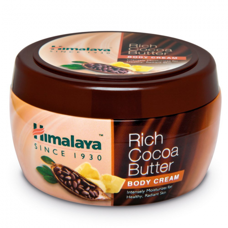Крем-масло для тела Rich Cocoa Butter от Himalaya Herbals