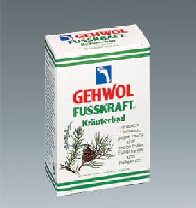 Травяная ванна для ног Fusskraft krauterbad от Gehwol