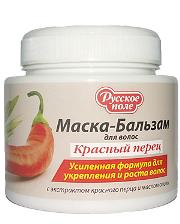 """Маска-бальзам """"Красный перец"""" от Русское поле"""