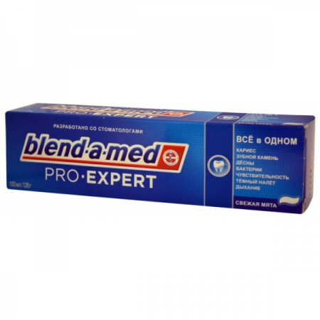 """Зубная паста ProExpert """"Все в одном"""" от Blend-a-med"""
