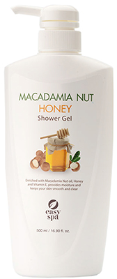 "Гель для душа ""Honey Macadamia"" от Easy SPA"