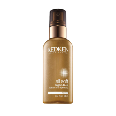 Масло для волос All Soft Argan-6 Oil от Redken