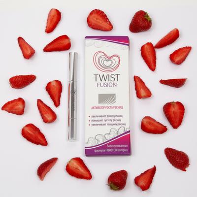 Активатор роста ресниц Twist Fusion от Twist Cosmetics