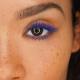 Цветные ресницы снова в моде: секреты макияжа