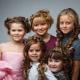 Красивые причёски для девочек