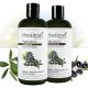 Антивозрастной шампунь с семенами винограда и маслом оливы от Petal Fresh