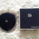 Компактная пудра Silver shadow (оттенок RR2 Rose pale) от Chambor