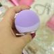 Компактная щётка для чистки лица и антивозрастного массажа LUNA GO от FOREO