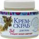 Крем-скраб для тела от Русское поле