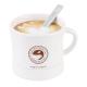 Скраб для лица Latte Art Cappuccino Cream In Scrub от TONY MOLY