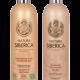 """Шампунь и бальзам для сухих волос """"Защита и питание"""" от Natura Siberica"""
