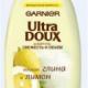 Шампунь для жирных волос «Глина и лимон» Ultra Doux от  Garnier