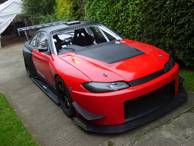 "Nissan S14 Silvia "" Авто тюнинг портал (CARtuningZone)"