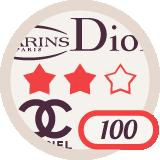 Оценил 100 брендов в рейтинге