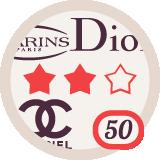 Оценил 50 брендов в рейтинге