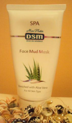 Грязевая маска для лица от Mon Platin фото 1