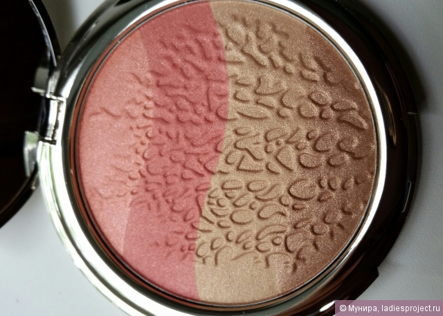 Иллюминатор для лица Coral island Golden Touch Highlighter от Pupa фото 8