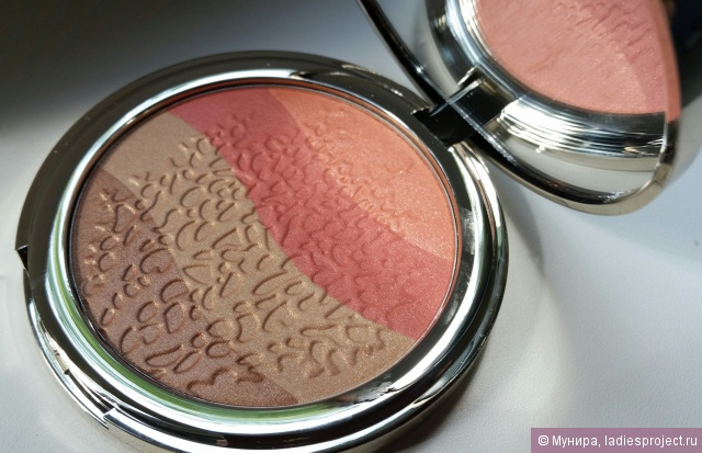 Иллюминатор для лица Coral island Golden Touch Highlighter от Pupa фото 9