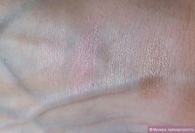 Иллюминатор для лица Coral island Golden Touch Highlighter от Pupa фото 11