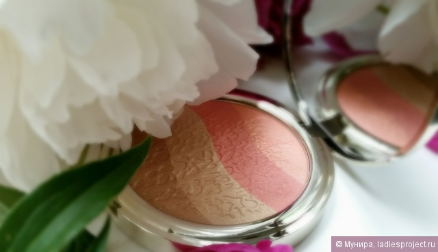 Иллюминатор для лица Coral island Golden Touch Highlighter от Pupa фото 6