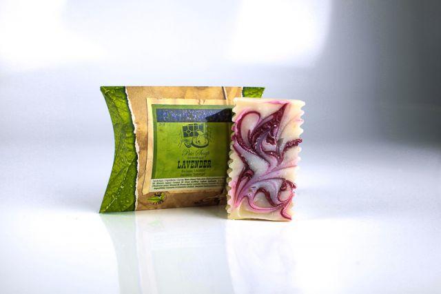 Натуральное мыло из рига