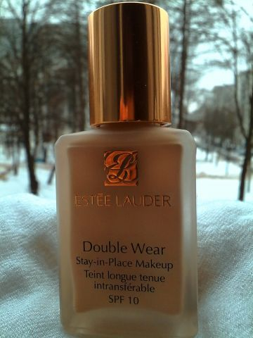 Тональная основа Double wear Stay in Place Make up Foundation SPF10 от Estee Lauder фото 2