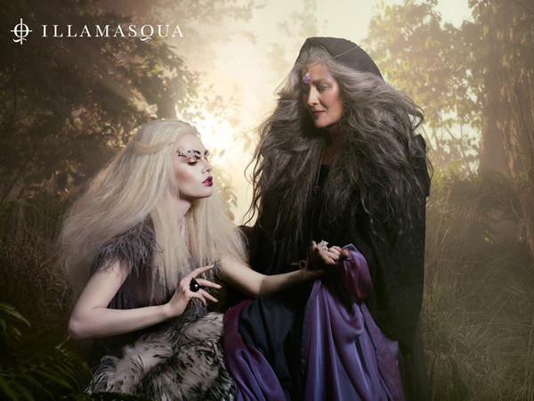 Коллекция Fall 2013 Sacred Hour Collection от Illamasqua фото 3