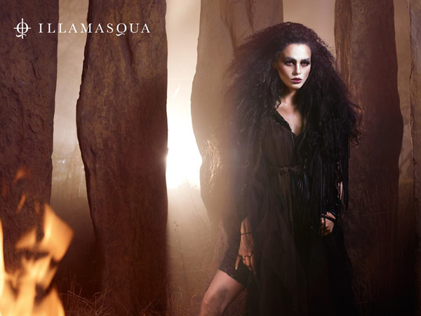 Коллекция Fall 2013 Sacred Hour Collection от Illamasqua фото 1