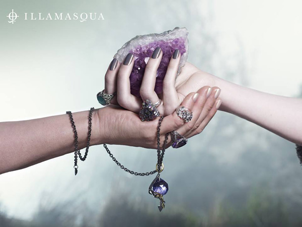 Коллекция Fall 2013 Sacred Hour Collection от Illamasqua фото 7