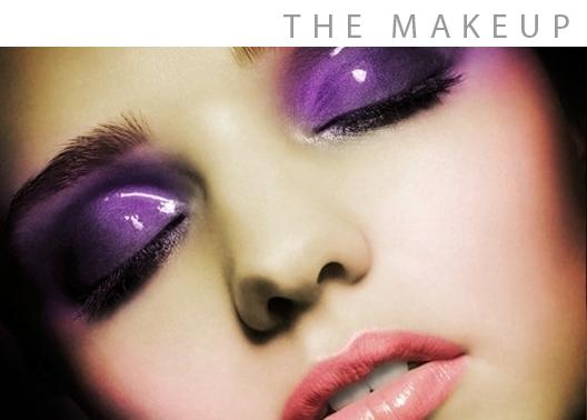 Макияж с подиума - Эффект мокрых глаз фото 8