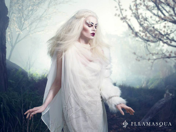 Коллекция Fall 2013 Sacred Hour Collection от Illamasqua фото 4