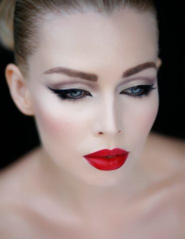 Новогодний Make-up в канун 2014 года