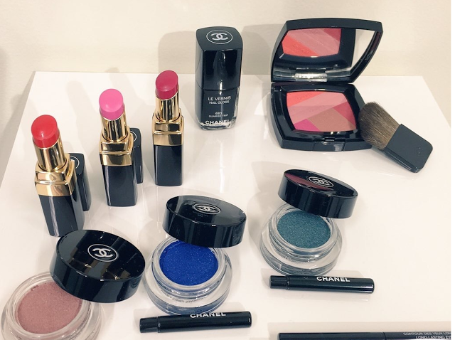 весенняя коллекция макияжа герлен