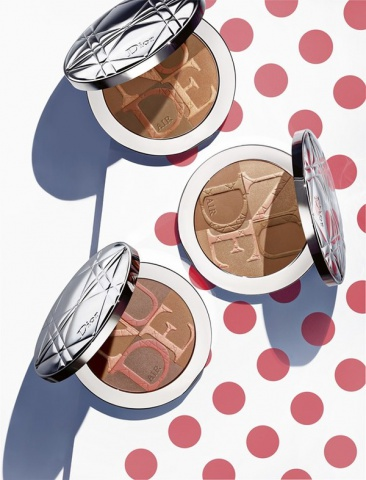 Коллекция макияжа Dior Milky Dots Makeup Collection Summer 2016 фото 5