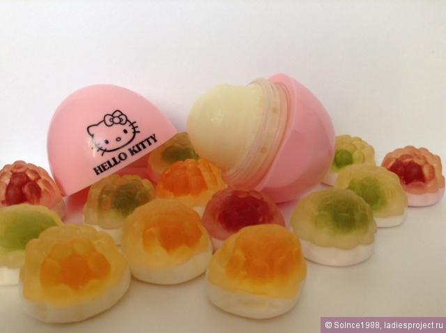 "Бальзам для губ ""Baby Lips"" (оттенок № 04 Клубника) от Hello Kitty фото 2"