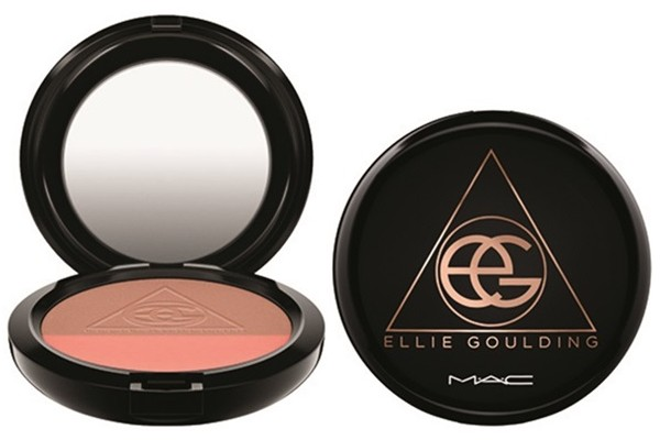 Весення коллекция MAC Ellie Goulding Collection Winter фото 3