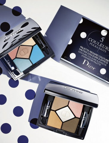 Коллекция макияжа Dior Milky Dots Makeup Collection Summer 2016 фото 9