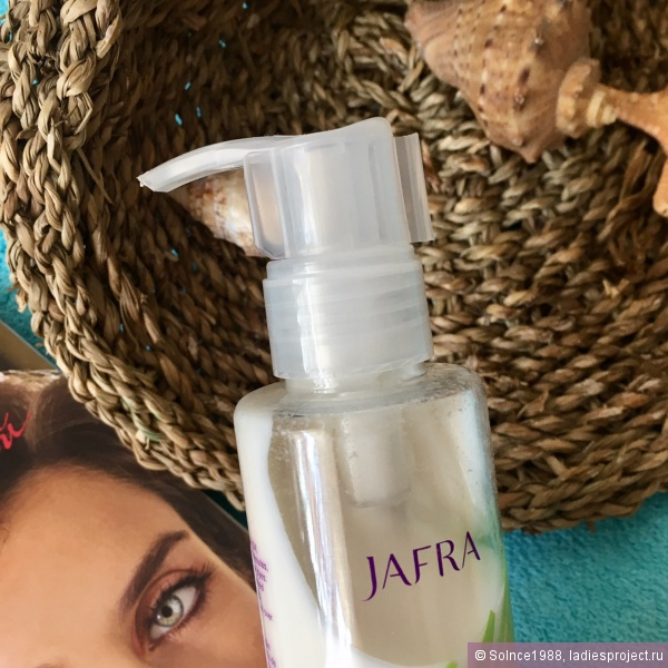 Лосьон для тела Terra One Body Lotion от Jafra фото 4