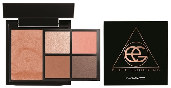 Весення коллекция MAC Ellie Goulding Collection Winter фото 2