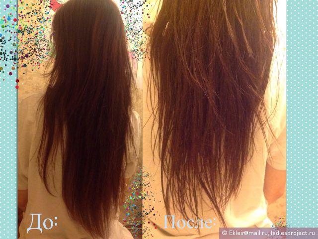 Косметика eveline для волос