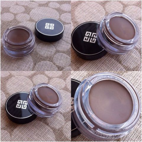 Кремовые тени для век Ombre Couture Cream Eyeshadow 16hr Hold Waterproof (оттенок № 5 Taupe Velours) от Givenchy фото 4