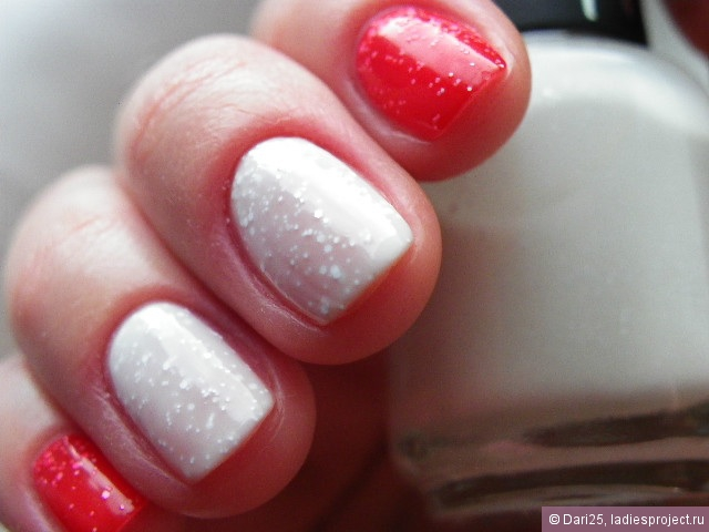 Лаки для ногтей Professional Nails коллекция Salt & Pepper (оттенки № SP504 и SP506) от Brigitte Bottier фото 12