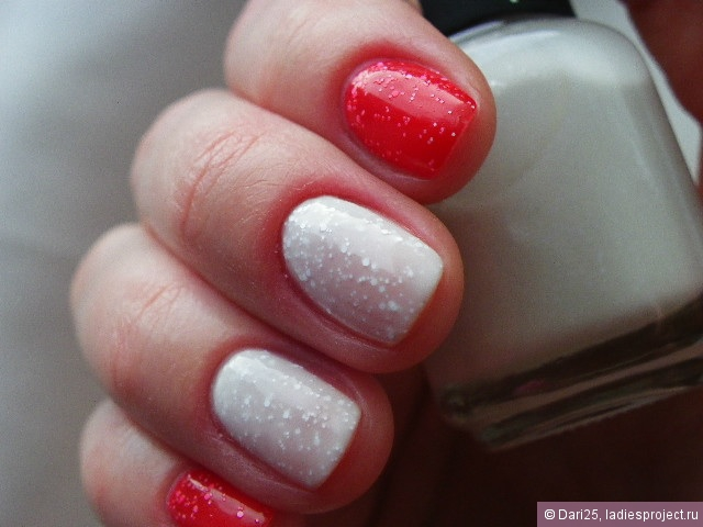 Лаки для ногтей Professional Nails коллекция Salt & Pepper (оттенки № SP504 и SP506) от Brigitte Bottier фото 13