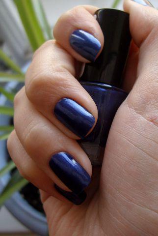 Лак для ногтей Natural Code (оттенок № 43 Blue star) от Lumene фото 3