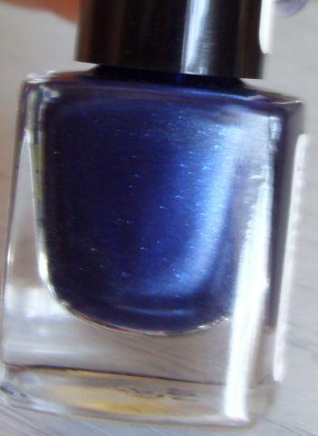 Лак для ногтей Natural Code (оттенок № 43 Blue star) от Lumene фото 2