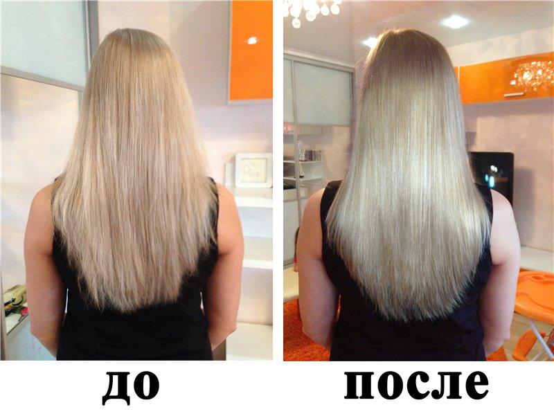 Термокератин для волос
